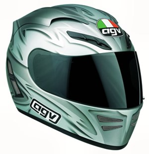 Auto Racing Helmet on Helmets   Full Face Motorcycle Helmets   Agv Stealth Full Face