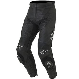 Alpinestars Apex Leather Pants - Black