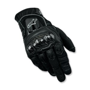 Alpinestars SMX-2 Air Carbon Glove - Black