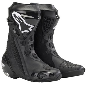 Alpinestars Supertech R Boots - Black