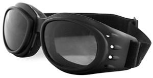 Bobster Cruiser II Motorcycle Goggles