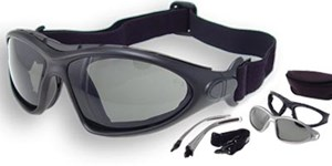 Bobster Road Master Photochromic Sunglasses / Goggles