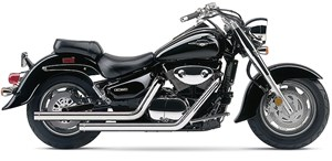 Cobra Dragsters Exhaust for Suzuki Boulevard C90 (05-09)