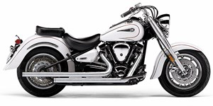 Cobra Dragsters Exhaust - Yamaha Road Star 1600 / 1700 (99-07)