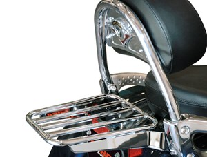 Cobra Luggage Rack - Vulcan Nomad 1600D (05-08)