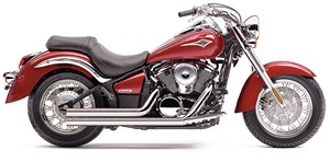 Cobra Speedster Exhaust for Kawasaki Vulcan 900 (06-12)