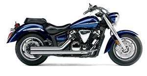 Cobra Speedster Exhaust for Yamaha V-Star 1300 (07-11)