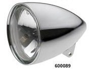 "DNA Custom Billet Headlight  - 5 3/4"" - Missile"