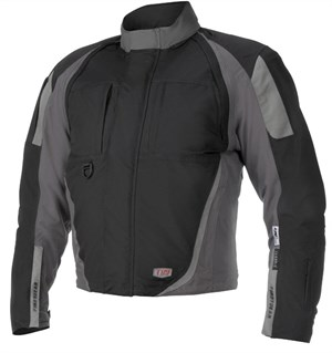 Firstgear Teton TPG Jacket - Black / Grey