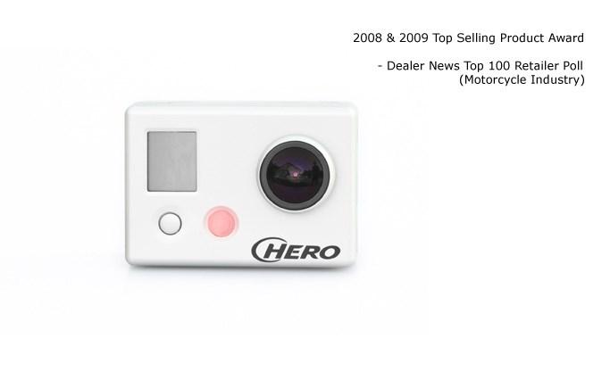 GoPro Motorsports Hero Digital HD 2 Camera System