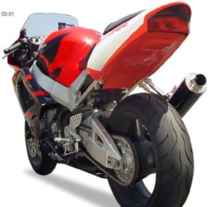 Hotbodies  Racing Supersport Undertail for Honda CBR929RR 00-01