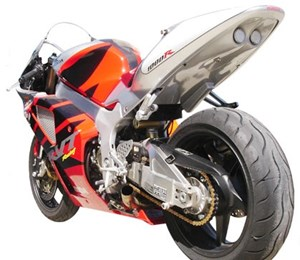 Hotbodies  Racing Supersport Undertail for Honda RC51 00-05