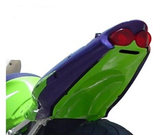Hotbodies  Racing Supersport Undertail for Kawasaki Ninja ZX6R 98-02