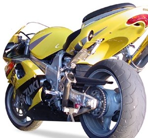 Hotbodies  Racing Supersport Undertail for Suzuki TL1000R 98-03