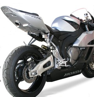 Hotbodies Racing Undertail Exhaust for Honda CBR1000RR 04-05