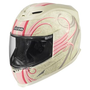 Icon Airframe Regal Full Face Helmet - Lace