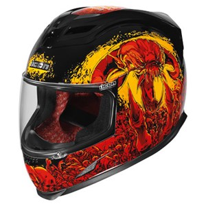 Icon Airframe Seventh Seal Full Face Helmet