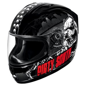 Icon Alliance SSR Represent Full Face Helmet - Dirty South