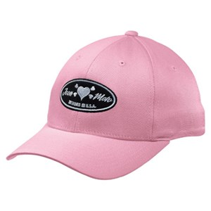 Icon Busted Baseball Cap - Pink
