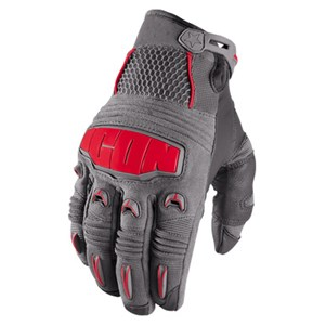 Icon Hooligan 2 Gloves - Gray
