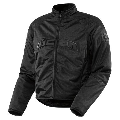 Icon Hooligan Stealth Textile Jacket