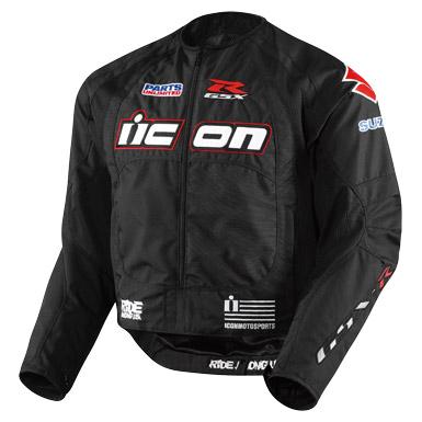 Icon Merc  Suzuki Jacket