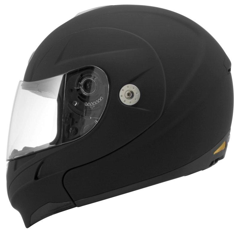 Kbc Ffr Modular Full Face Helmet Matte Black