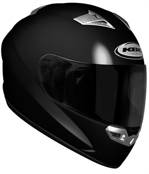 KBC VR-2 Full Face Helmet - Black