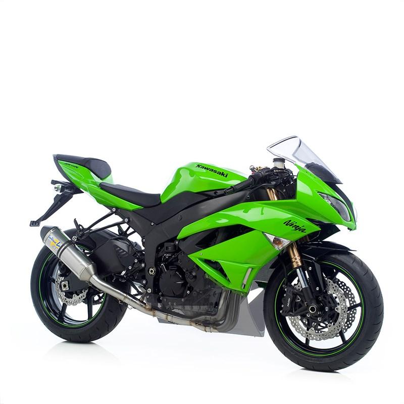Kawasaki Ninja R Leo Vince Exhaust