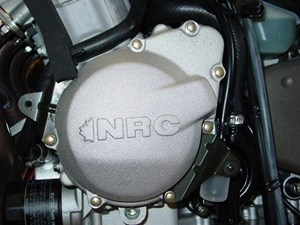 NRC Left Engine Cover - Kawasaki Ninja ZX-6R (05-06)