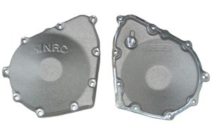 NRC Left Engine Cover - Suzuki GSXR1100 (86-88)