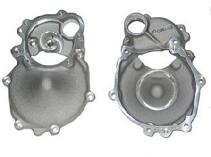 NRC Left Inner Engine Cover - Kawasaki Ninja ZX-10R (04-05)