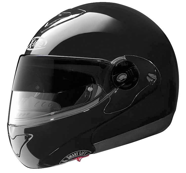 nolan x lite x 1002 full face helmet metallic black. Black Bedroom Furniture Sets. Home Design Ideas