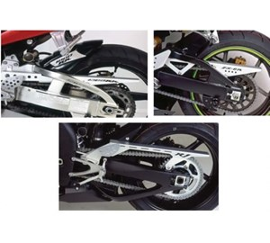 Puig Chain Guard - Suzuki GSXR600/750 (04-05)