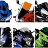 Puig RACING windscreens for Yamaha YZF R6 / R6s (03-06)