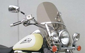 Rifle Classic II Windshield for  Intruder LC1500