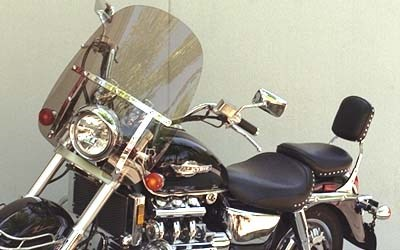 Rifle Classic Windshield For Honda Valkyrie
