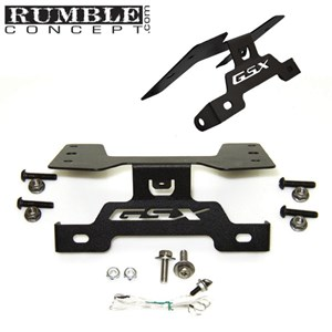 Rumble Concepts Bone Series Fender Eliminator for Suzuki GSXR600