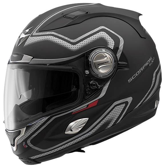 scorpion exo 1000 apollo full face helmet matte black. Black Bedroom Furniture Sets. Home Design Ideas