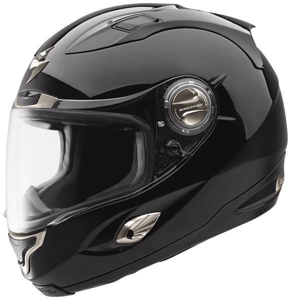 scorpion exo 1000 full face helmet black