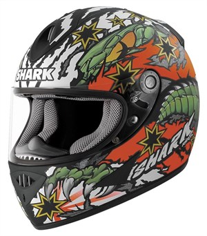 Shark RSR 2 Full Face Helmet - Duhamel Black
