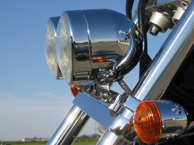 Sikcycles Honda Spirit 750 Dual Headlight Kit
