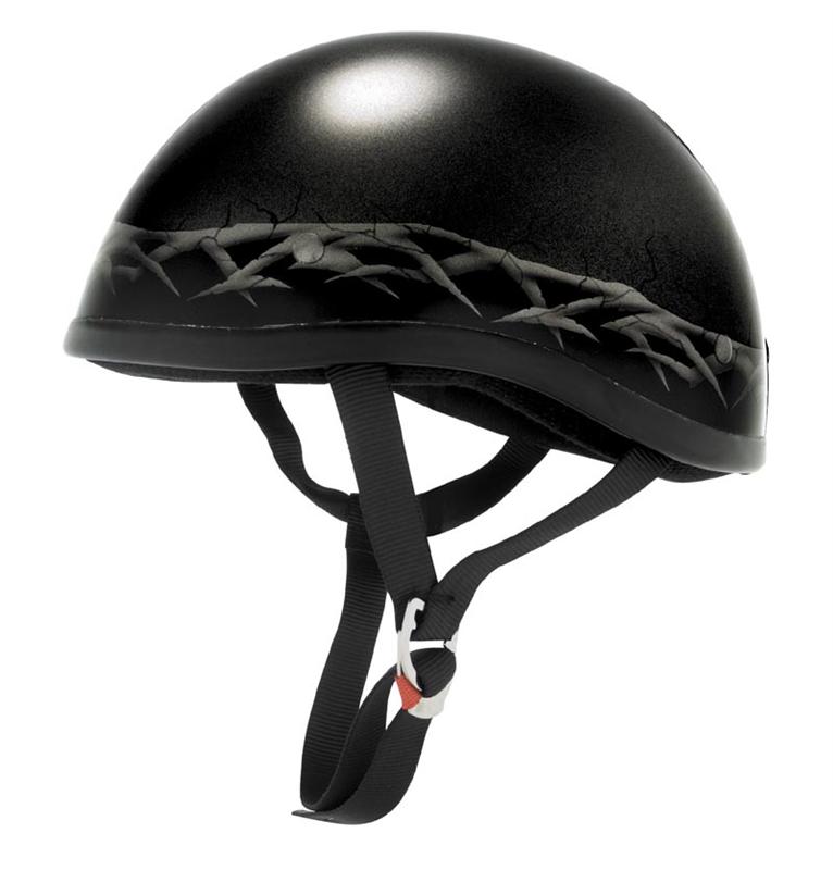 Skid Lid Original Half Helmet Razor