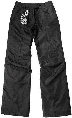 Speed & Strength Cross My Heart Ladies Motorcycle Riding Pants