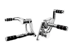 Supreme Legends Pro Smooth Forward Controls for Honda VTX