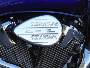 Thunder Mfg. Teardrop Air Kit - Thunder Charged - Type A