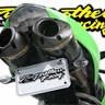 Two Brothers Racing V.A.L.E. Slip-On Exhaust - Kawasaki ZX6R / RR 636R (05-06)