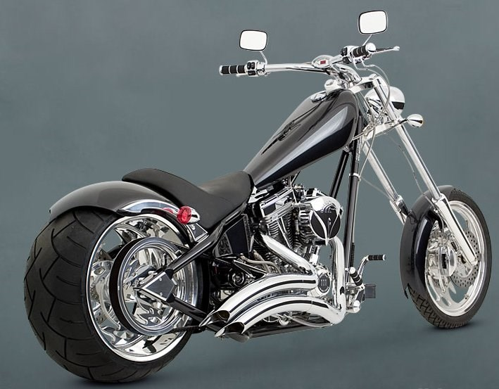 Vance And Hines Heat Shields