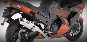 Vance & Hines CS One Slip-On Exhaust - Kawasaki ZX-14 (08-09)