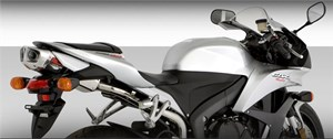 Vance & Hines CS One Undertail Slip-On Exhaust - Honda CBR600RR (07-08)